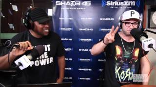 Andy Mineo Rips the 5 Fingers of Death | Sway's Universe
