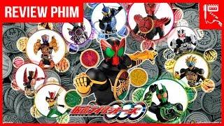 rTK018 REVIEW PHIM: Kamen Rider OOO