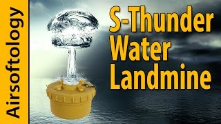 S-Thunder Water Spraying Landmine Review | Airsoftology Gear Guide