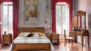Итальянская спальня Puccini Ciliegio фабрики CLAUDIO SAONCELLA(, 2015-07-29T22:16:32.000Z)
