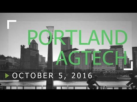 Portland AgTech Panel - Royse Law Firm AgTech Innovation Network