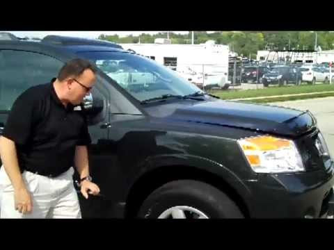 Used 2008 Nissan Armada SE 4wd for sale at Honda Cars of Bellevue ...
