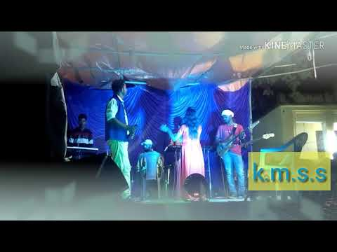 Song...asi dewanehi Khapa music sound system live programe bolpur band Haney tune