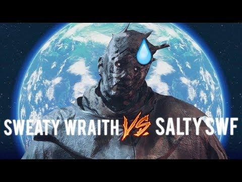 Dead by Daylight - Sweaty Wraith vs Salty SWF