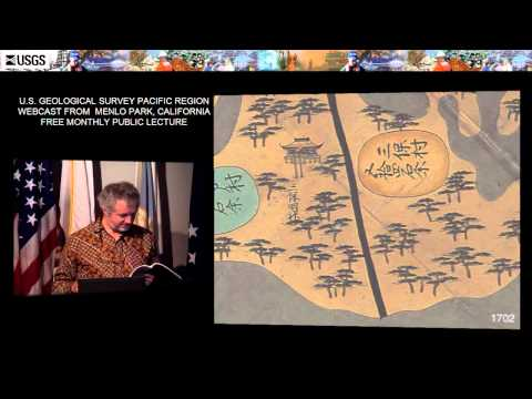July Evening Public Lecture 2015- The Giant Cascadia Earthqu