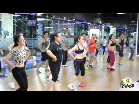 California Fitness & Yoga Centers - Zumba Zin 46&47 at Pico Club