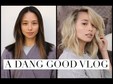 My Lob & Balayage Hair Makeover