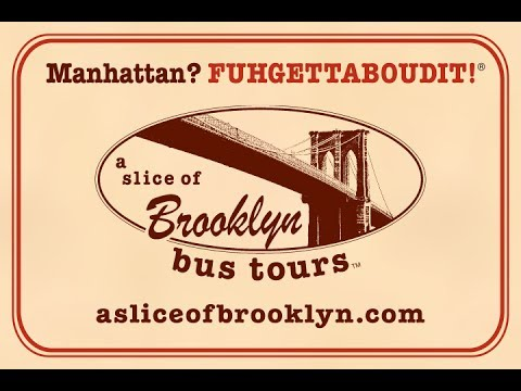 A Slice of Brooklyn Pizza Tour - Video