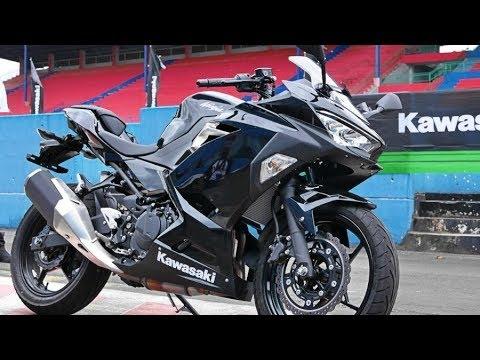 2018 Kawasaki Ninja 250 New Metallic Spark Black Youtube