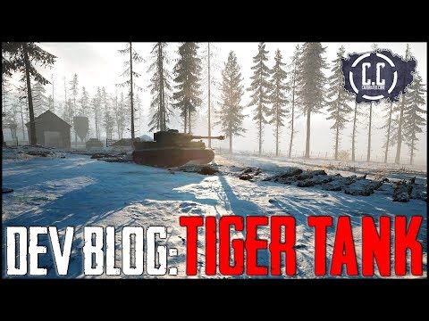 Discussing The TIGER TANK Development Blog, CUSTOMIZATION, And MUCH MORE In Hell Let Loose!