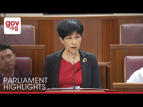 Min Indranee on how Temasek Holdings & GIC contribute to Singapore's annual budget through NIRC