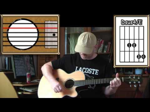 Wish You Were Here - Pink Floyd - Acoustic Guitar Lesson