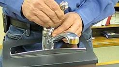 Delta Faucet Repair