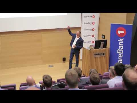 Blockchain og kryptovaluta i en nanoverden, Mats Broden, CEO, Embedded Nano Europe AB