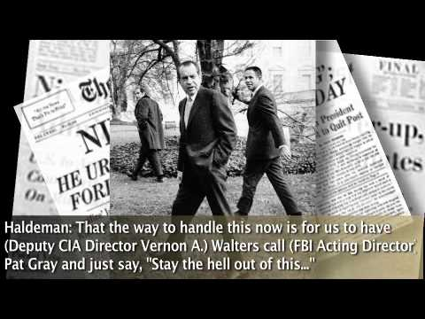 Watergate  A Conversation With Lowell P  Weicker