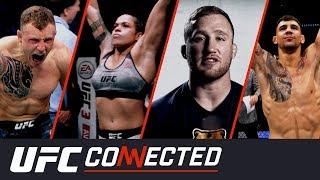 UFC Connected: Justin Gaethje, Amanda Nunes, Jack Hermansson, Aleksandar Rakic