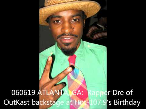Andre 3000 - Green Light (Solo)