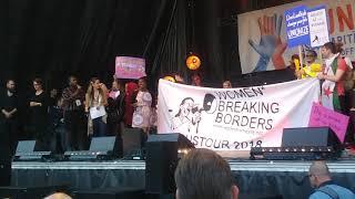 #Unteilbar demo Berlin 13.10.2018