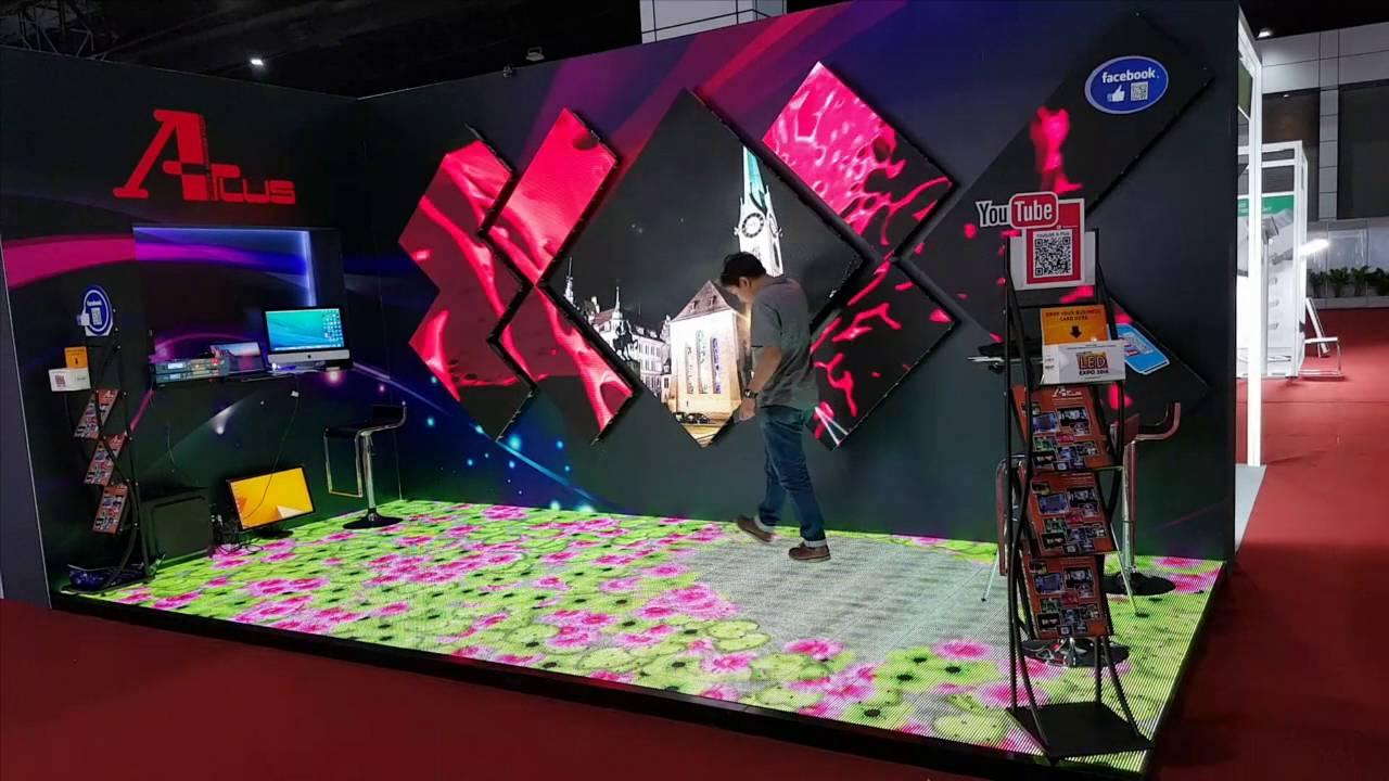 Aplus Floor LED  P8.9