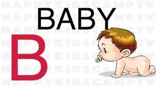 Learn ALPHABET w/ Candybots ABC Education for Nursery School Children Best App for Kids
