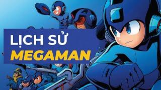 MEGA MAN | Lịch sử dòng game