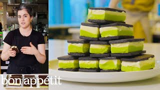 Download Claire Makes Homemade Ice Cream Sandwiches   From the Test Kitchen   Bon Appétit Mp3 and Videos