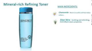 Seacret Mineral Rich Refining Toner Thumbnail