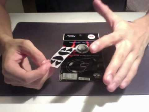 0b6db4956b2 Hotline Games Hurricane Edition Mouse Feet Review + Test Video - YouTube