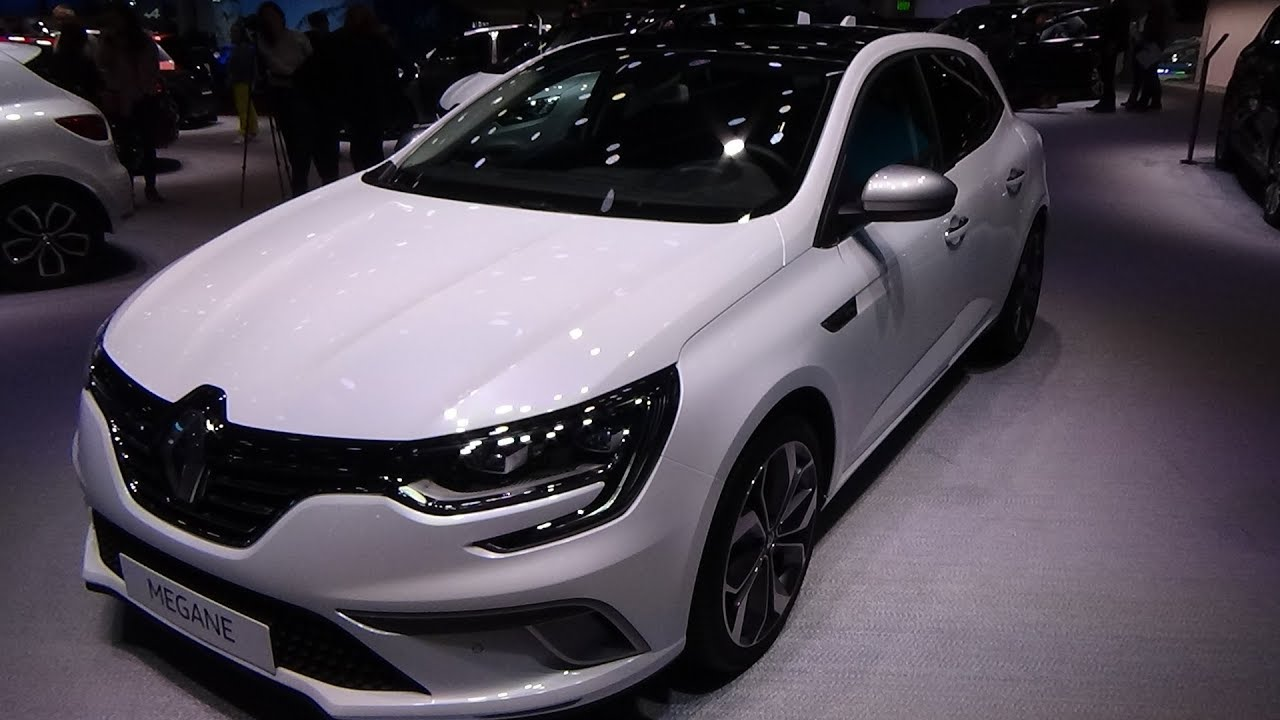 2019 Renault Megane Intens TCe 140