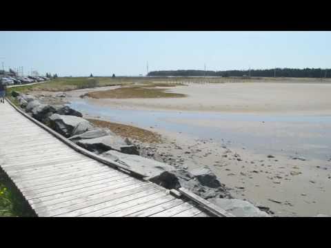 MacCormacks Beach Provincial Park - Eastern Passage, Nova Scotia.