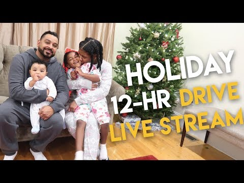 Naptural85 Holiday Drive 12-HR LIVE STREAM - Part 2