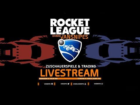 Rocket League & Neuer Sponsor (FΣŁIX) (Stream vom 01/20/2018)