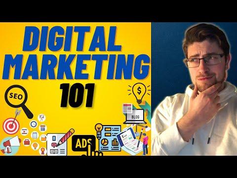 What Exactly Is Digital Marketing? Digital Marketing 101