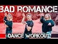 Lady Gaga Bad Romance Caleb Marshall Dance Workout mp3