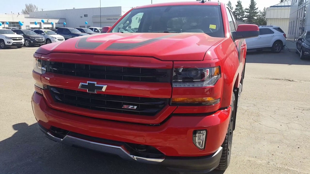 2017 Chevrolet Silverado Special Edition Rally 2