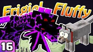 FRIGIEL & FLUFFY : L'HARDCORE ENDER DRAGON ! | Minecraft - S5 Ep.16