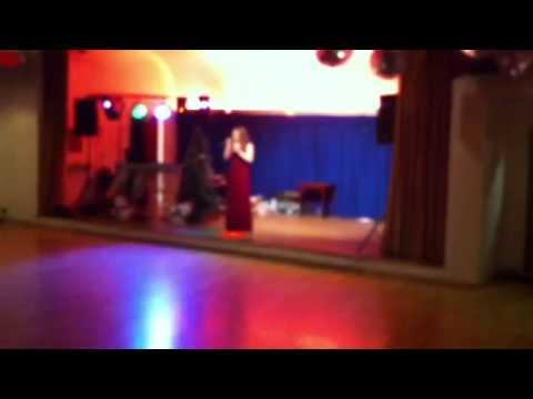 Portsmouth Singer LAUREN STANLEY - Adele Cover - Skyfall. Clic Sargent Charity Bond B