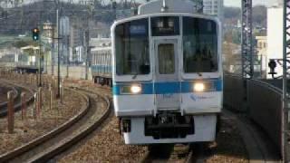 小田急線 1000系走行音
