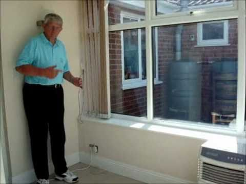 Motorized window blinds controller with sunlight sensor youtube solutioingenieria Images