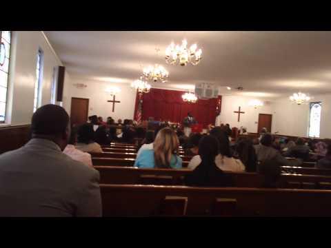 Pastor Gordon 8th Anniversary Thanks.MP4
