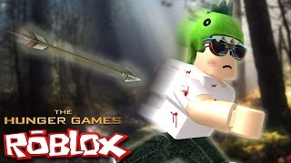 Roblox | Hunger Games | Killing All Tributes!