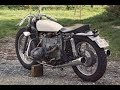 BMW R60 exhaust sound and fly by compilation
