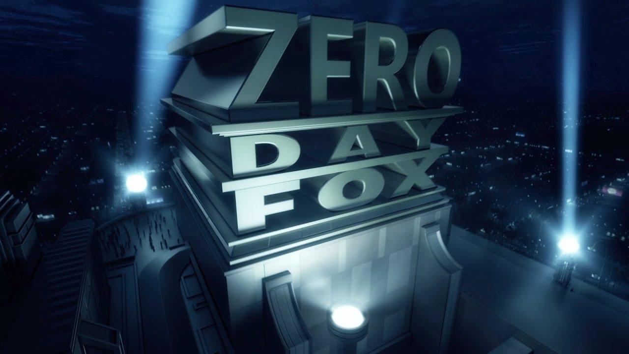 zero day fox logo 2014 alternate youtube