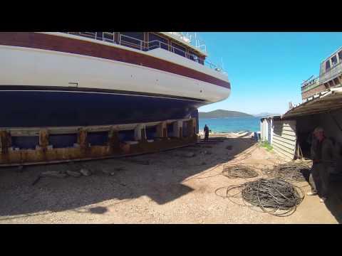 M/S ÇELİKOĞLU - Daily Boat Trip - Part1 - Gumbet / Bodrum / Turkey / Gümbet - Suat & Fuat Çelikoğlu