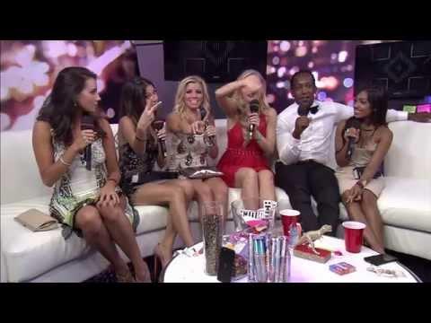 MMVA 13 Blackberry Lounge: Cristine Prosperi, Jessica Tyler, Melinda Shankar, & Alicia Josipovic