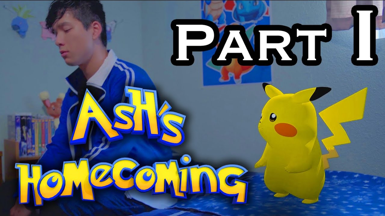 Download Live Action Pokémon Fan Film: Ash's Homecoming - Part 1