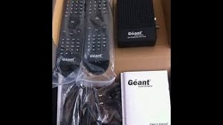activer internet +flash geant gn-cx 200 hd تشغيل الانترنيت على