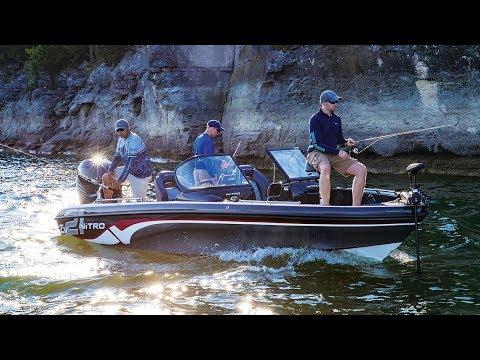 NITRO Boats: 2018 ZV-Series Multi-Species Fishing Boats