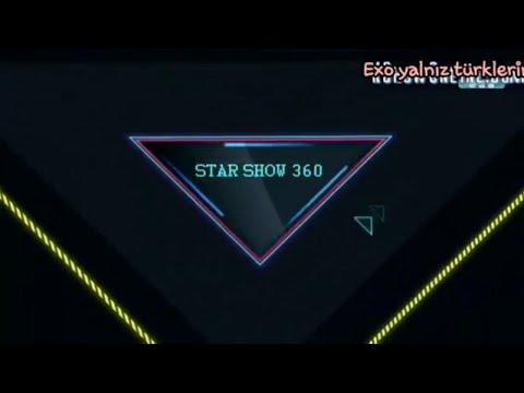 EXO Star Show 360 1. Bölüm TR ALTYAZILI (part.3)