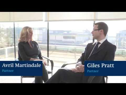 Avril Martindale and Giles Pratt discuss personalisation and data privacy